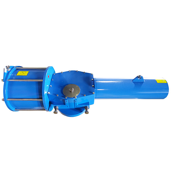 New Products By Heavy Duty Pneumatic Actuator Rotary